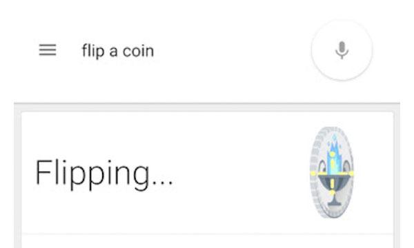 trik menarik google search