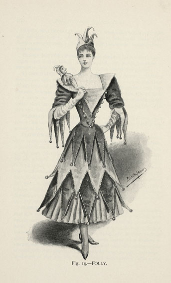 ... illustrated very charmingly so if you ever wondered what to wear here is your answer. I feel a strong urge to attend a Victorian costume ball now!  sc 1 st  Isisu0027 Wardrobe & Isisu0027 Wardrobe: A book on Victorian masquerade costumes