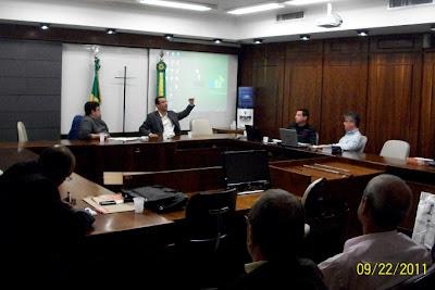 André Moura e Seginho Neglia assumiram a coordenação do Núcleo
