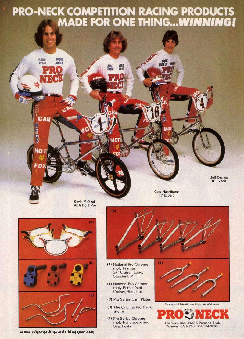 Vintage Bmx Racing 8