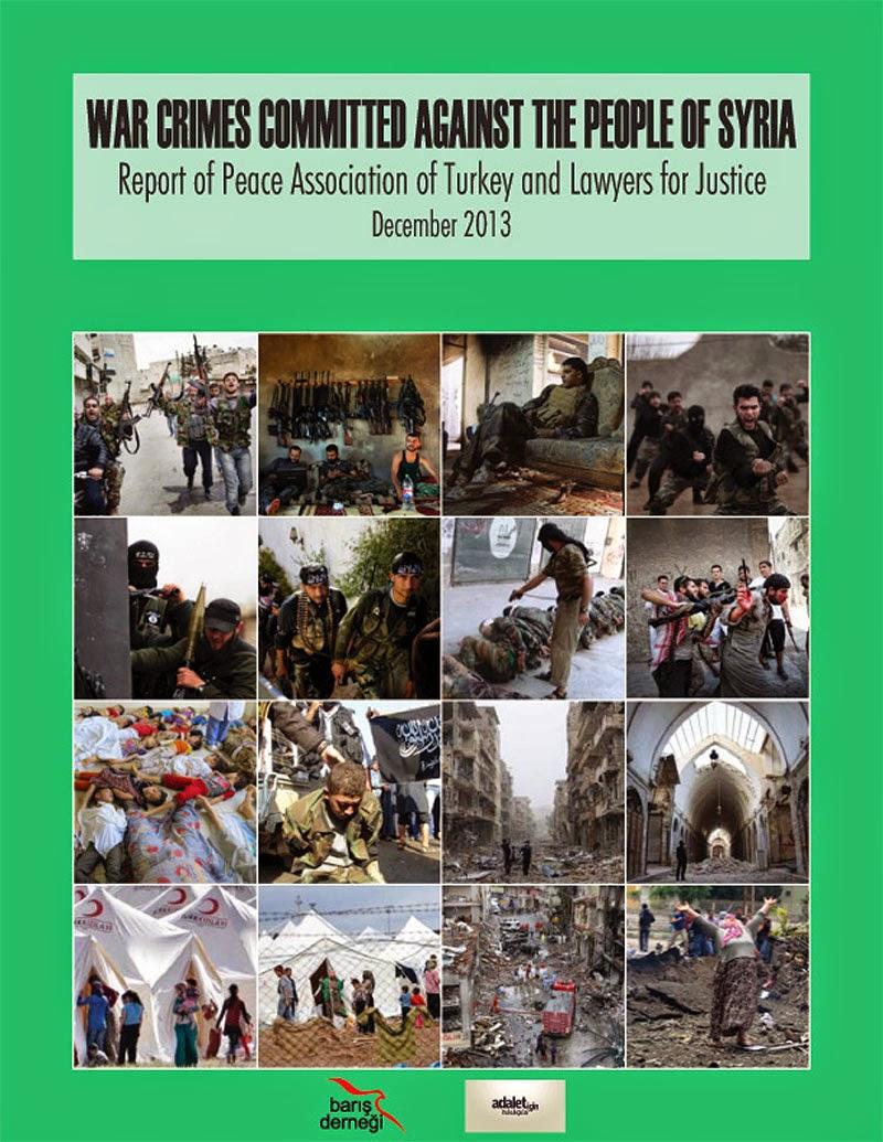 Siria: Crímenes de guerra.