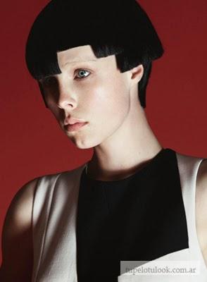 peinados 2015 flequillos asimetricos