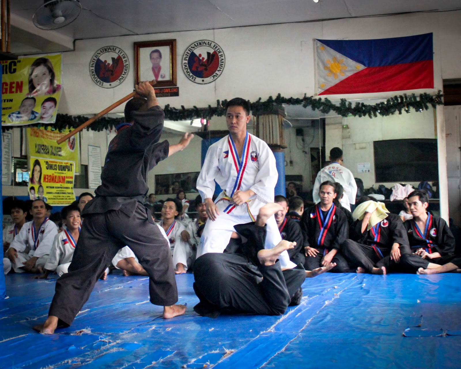 Aikido does not work at all in a fight. - AikiWeb Aikido ...