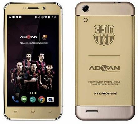 Advan Barca 5 S5Q Android Phone Murah Rp 1 Jutaan