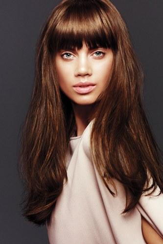 HAIRCUTS FOR MEDIUM LENGTH HAIR: Layered hairstyles for long hair