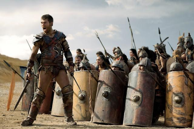 Series Finale Spartacus
