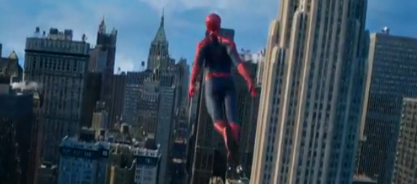 The Amazing Spiderman 2 Latest Trailer