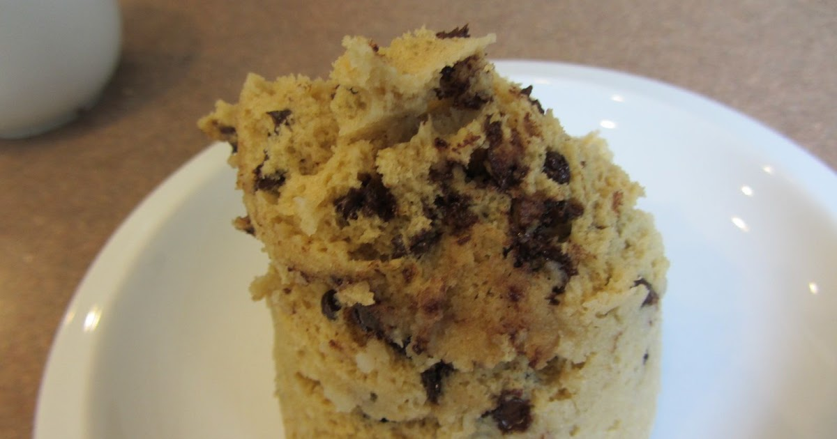 Cookie Mug Cake No Brown Sugar