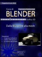 Corso di Blender - Lezione 6 - eBook