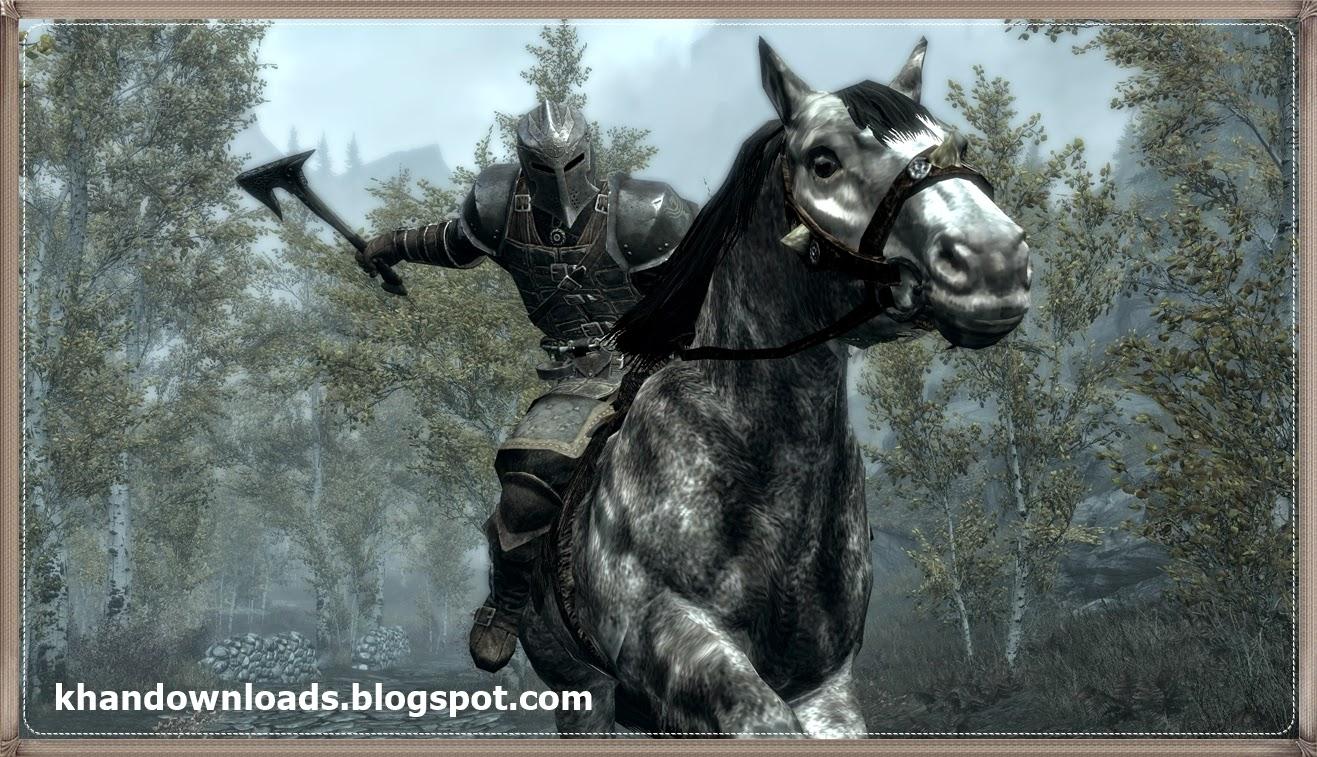 The Elder Scrolls 5 Skyrim PC Game Free Download