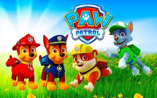 Wallpaper Gambar Kartun Paw Patrol