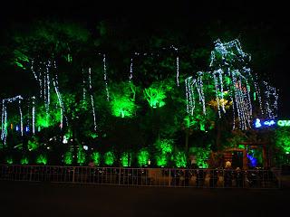 Noite, visita o Vietname