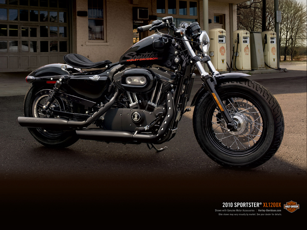 Harley-Davidson 48 Sportster Forty-Eight