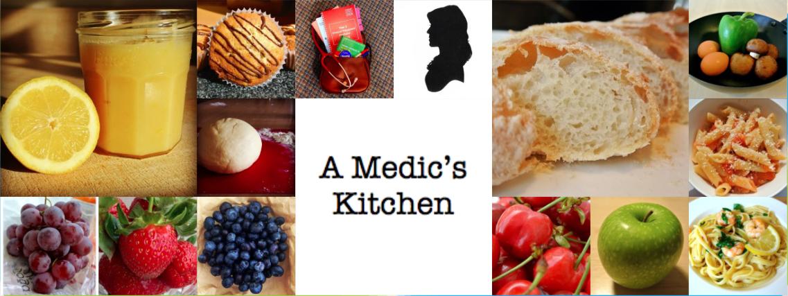 A Medic's Kitchen