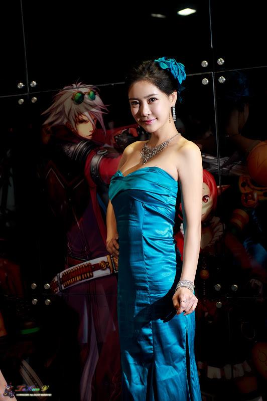 Min Soo Ah at D&F Festival 2012