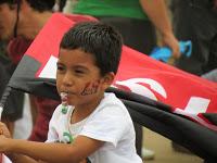 (FOTOS) Nicaragua celebró el 36 aniversario de la Revolución Popular Sandinista