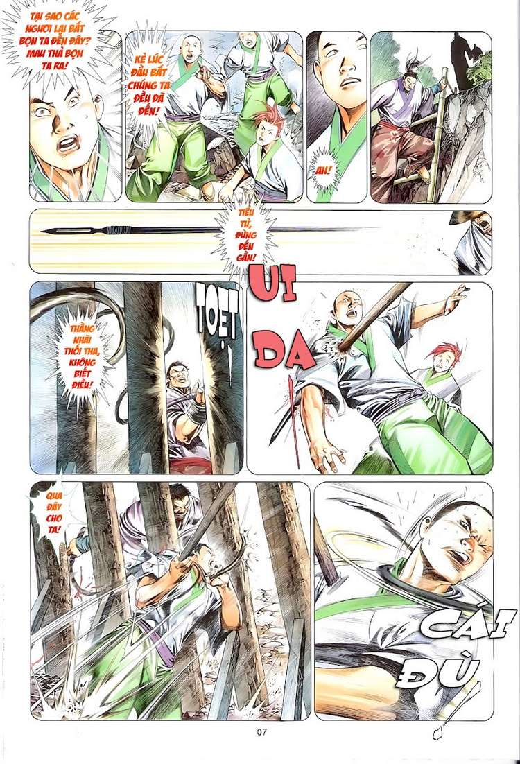 Phong Vân chap 627 Trang 7 - Mangak.info