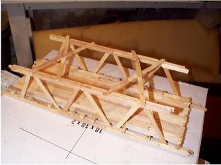 como hacer maquetas maqueta de un puente estupendo ven y