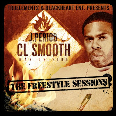 C.L. Smooth – Man On Fire (The Freestyle Sessions) (2006) (320 kbps)