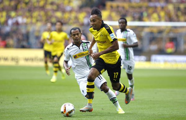 Borussia Dortmund 4-0 Monchengladbach