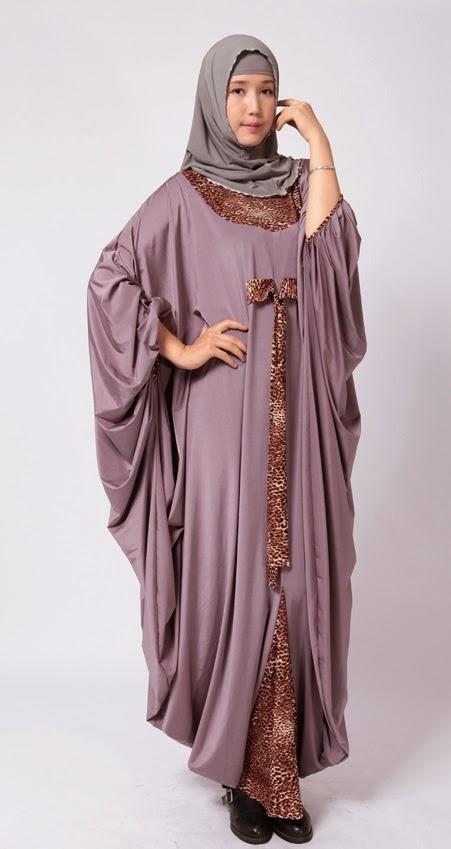 20 Contoh Model Baju Muslim Abaya Terkini Dan Terpopuler