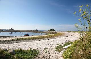 Periglis beach, St Agnes