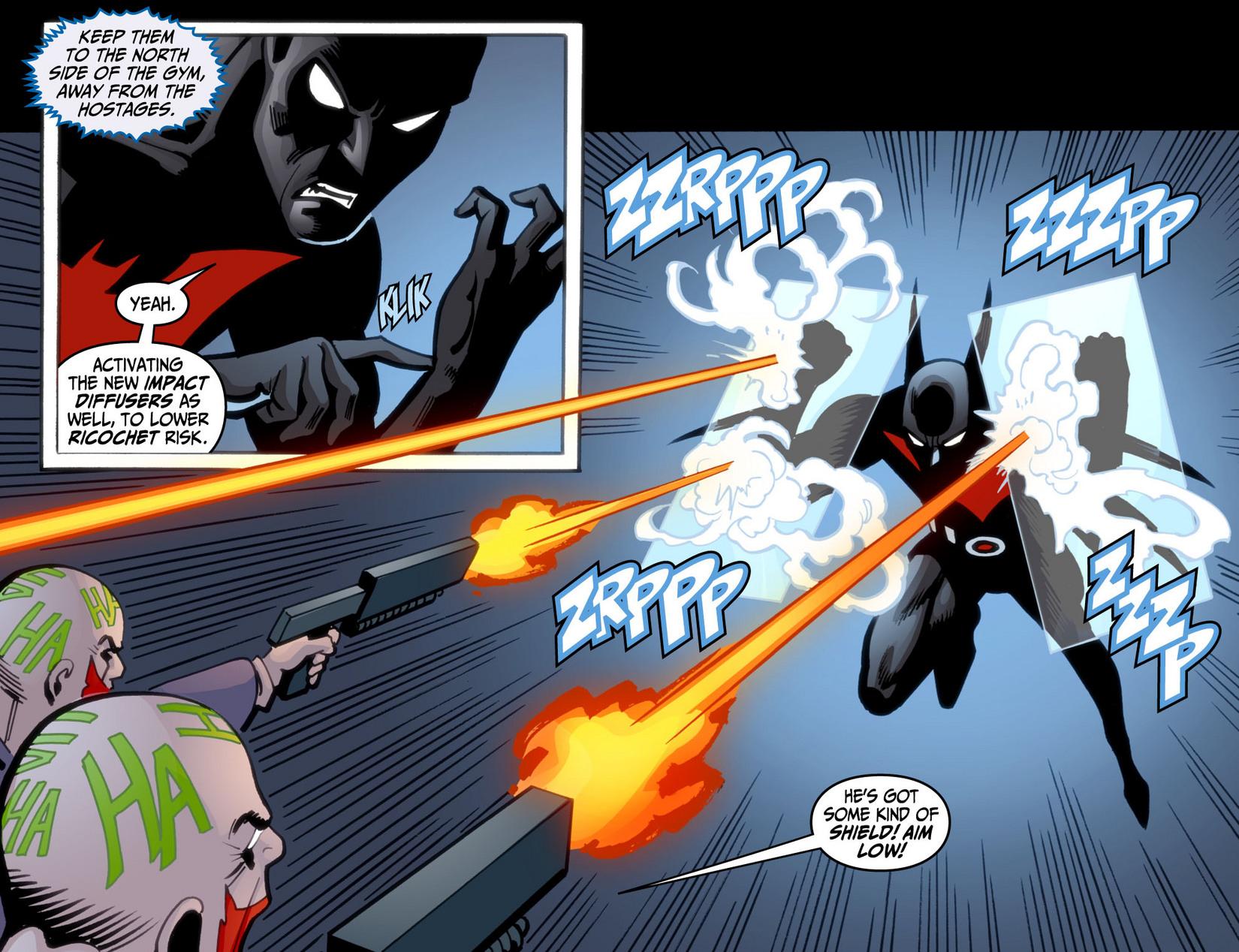 Batman Beyond (2012) Issue #9 #9 - English 9
