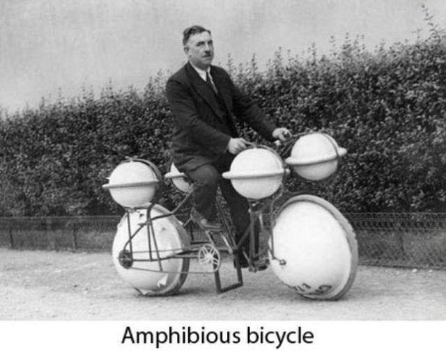 basikal amfibia