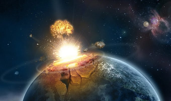 asteroid earth collisions - photo #5