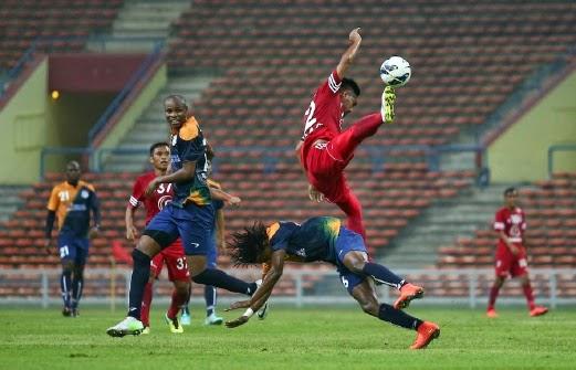 Piala FA PDRM Kelantan mara ke pusingan ke 3