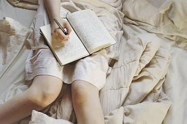E assim, mais um texto foi editado por mim... São as MINHAS ESCRITAS... Por favor respeite-as!