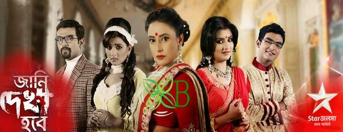 Jani Dekha Hobe, Arindom, Bengali serial