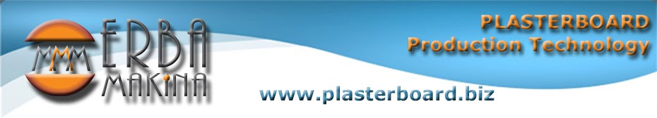 Plasterboard Production Technology