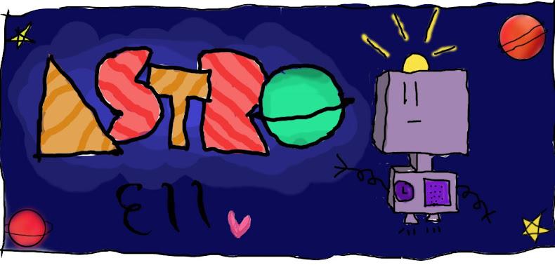AstroEll's Bloggity :)