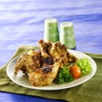ayam panggang bumbu opor