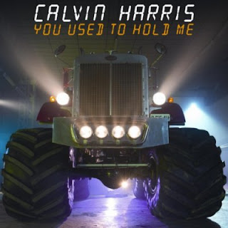 Calvin Harris - You Used To Hold Me Lyrics