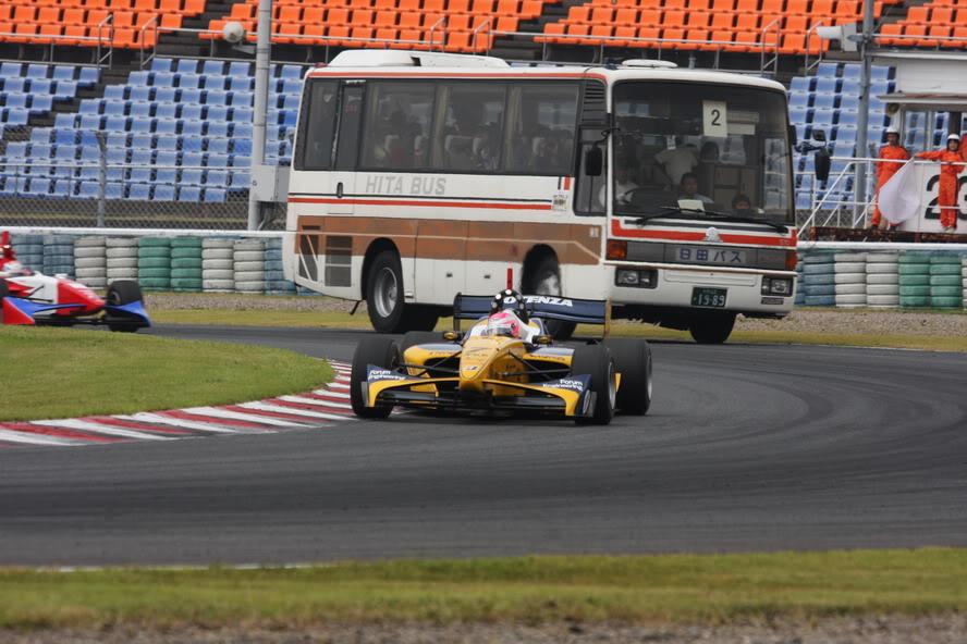 Formula Nippon tour