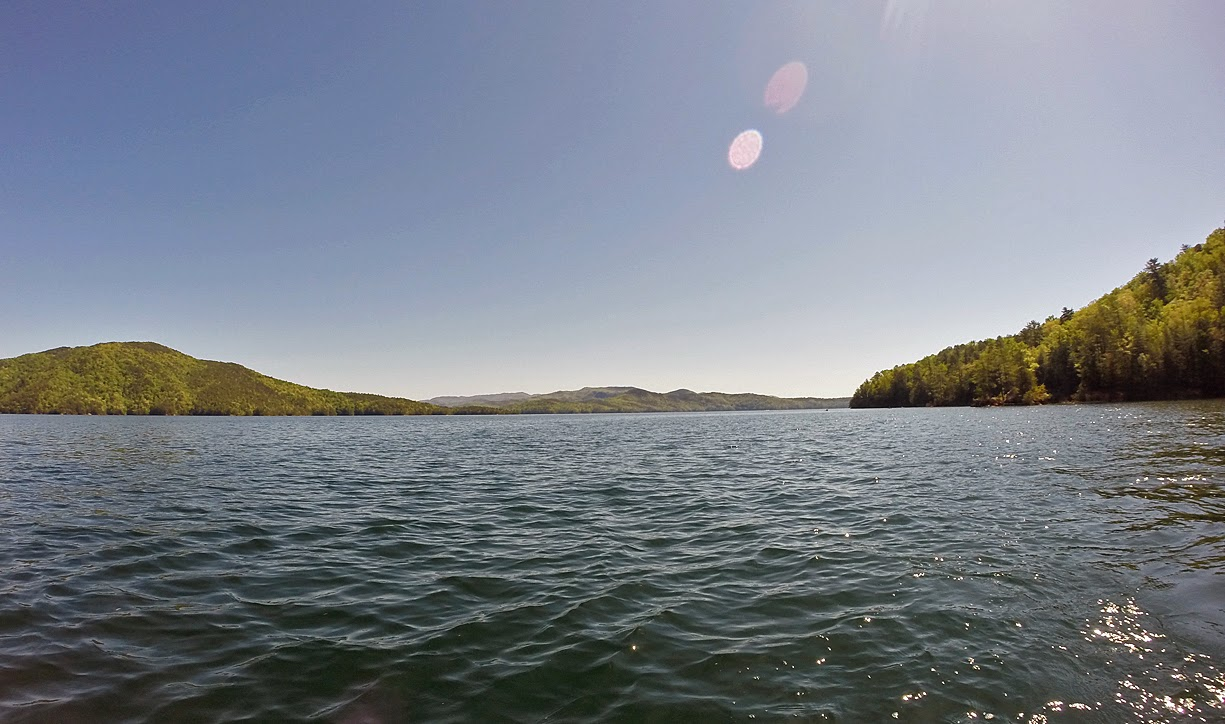 Theres Water I Must Paddle It Lake Jocassee And Devils Fork