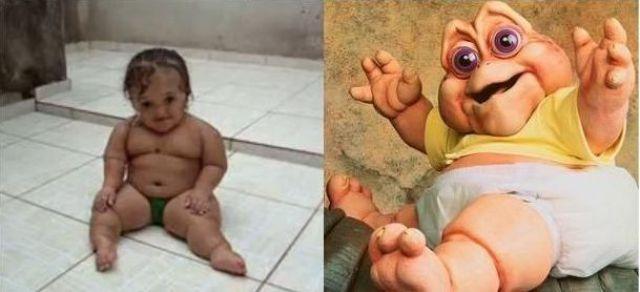 Baby da vida real
