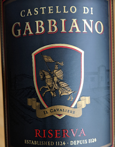 Notre vin de la semaine est un très bon Chianti Classico Riserva  !