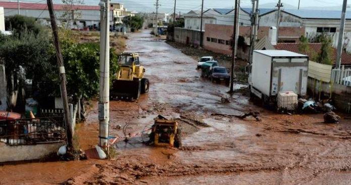 Στους 20 οι νεκροί από τις φονικές πλημμύρες στη Δυτική Αττική