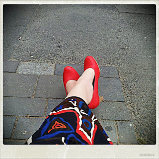 Fräulein Mimis Schuhe