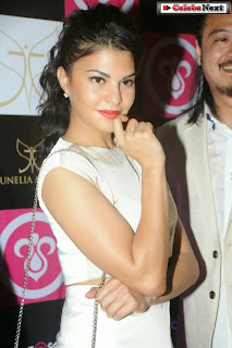 Bollywood Actress Jacqueline Fernandez Pictures at MicroSpa Launch 0002