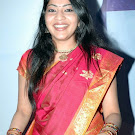 Tv Anchor Ramya in Silk Saree Pics