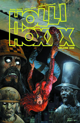 Cover of Holli Hoxxx Volume One from Bogus Publishing
