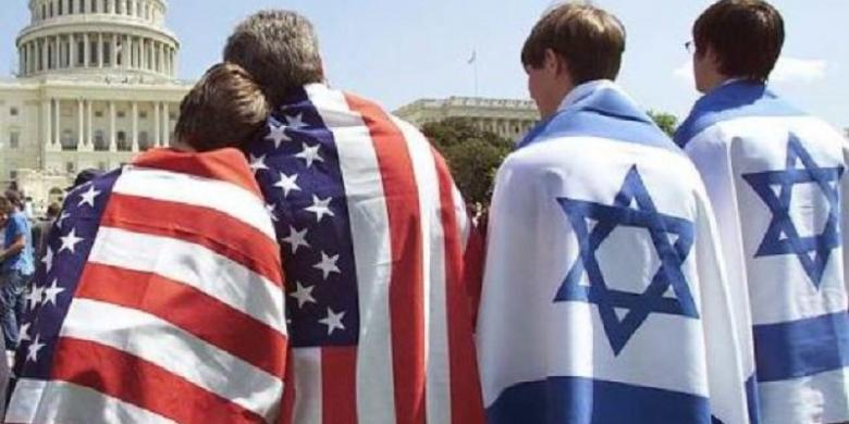 Yahudi AS Paksa Israel Ambil Alih 'Solusi Dua-Negara'