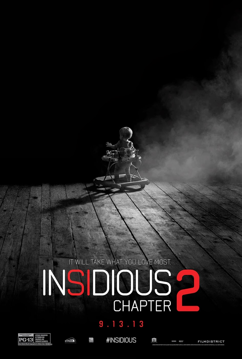 Ver La noche del demonio 2 (Insidious 2) (2013) Online