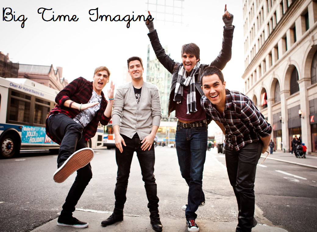 Big Time Imagine