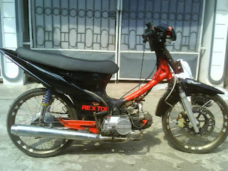 honda astrea modifikasi