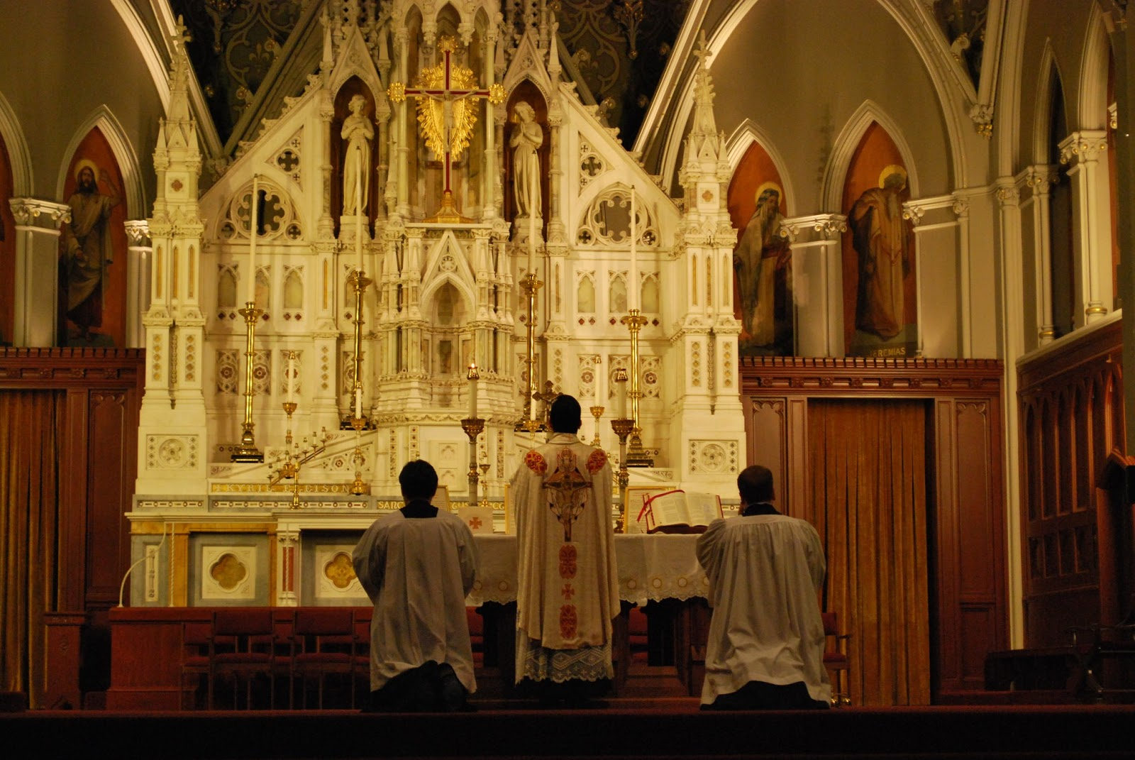 religion catholic traditions